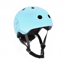 Scoot & Ride παιδικό κράνος S-M - 96388 blueberry