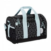 Lassig mini sportsbag Spooky - black