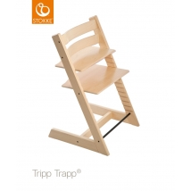 Stokke Tripp Trapp παιδική καρέκλα - Natural