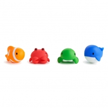 Munchkin παιχνίδια μπάνιου 4τμχ - Ocean 11103