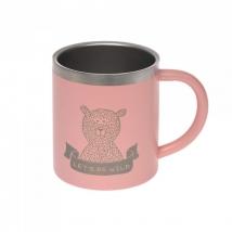 Lassig κύπελλο Stainless Steel - Pink 1210031707