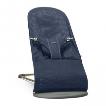 BabyBjörn ριλάξ Bliss - Navy Blue, Mesh, 006003