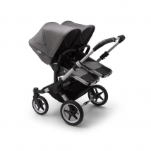 Bugaboo Donkey³ Twin παιδικό καρότσι για δίδυμα