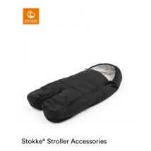 Stokke® Xplory X ποδόσακος - 575001 Black