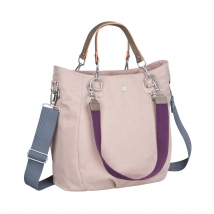 Lassig Mix & Match τσάντα αλλαγής - Rose