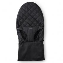 BabyBjörn ανταλλακτικό ύφασμα ρηλάξ - Black, cotton, 012016