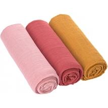 Lassig κουβερτάκι-πανί, πολλών χρήσεων L - Rose/rosewood/mustard 1312008972