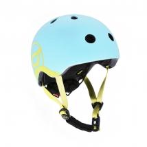 Scoot & Ride παιδικό κράνος XXS - 96388 blueberry