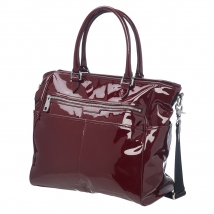 iCandy Zip Tote Verity τσάντα αλλαγής - Burgundy
