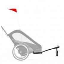 Cybex Zeno Sporting Kits - Cycling adapter