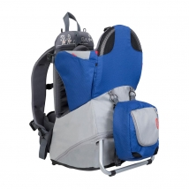 Phil&Teds Parade baby carrier - blue/grey
