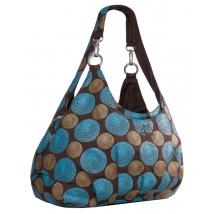 Lassig Shoulder bag τσάντα αλλαγής Gold label - Choco