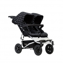 Mountain buggy® Duet παιδικό καρότσι για δύο παιδιά - Grid-v3-59