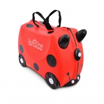 Trunki  παιδική βαλίτσα ταξιδιού - Harley the ladybug 0092