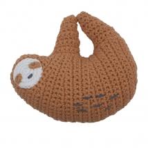 Sebra crochet κουδουνίστρα - Sloth 300930027