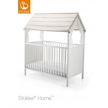 Stokke Home οροφή κρεβατιού - natural
