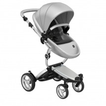 Mima Xari παιδικό καρότσι πλήρες Argento - w/Aluminium Chassis