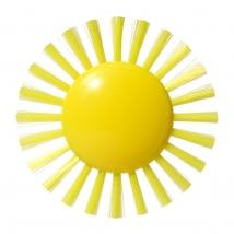 Moluk Plui Brush - Sunny