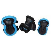 Globber προστατευτικό σετ - Blue
