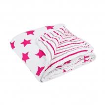 Lassig κουβερτάκι-πανί πολλών χρήσεων cosy blanket - Girls stripes