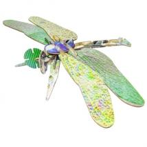 Studioroof  totem 3D puzzle - Dragonfly TTM 16