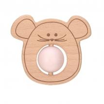 Lassig ξύλινος δακτύλιος οδοντοφυΐας - Mouse 131305725