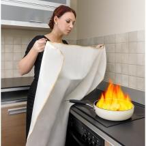 Reer κουβέρτα για τη φωτιά - 8015