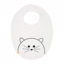 Lassig σαλιάρα μεσαία - Little Chums Cat