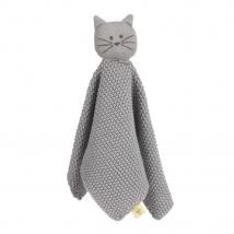 Laessig πλεχτό πανάκι παρηγοριάς - 1313015108 Little Chums Cat