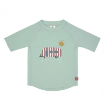 Lassig UV T-shirt μπλουζάκι θαλάσσης - Caravan mint 1431020557