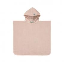 Lassig μπουρνουζοπετσέτα από μουσελίνα - Light Pink 1312014703