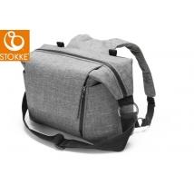 Stokke® νέα τσάντα αλλαξιέρα - Black melange