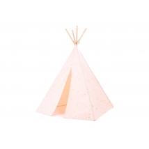 Nobodinoz Phoenix teepee - Gold stella / Dream pink NB104140