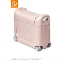 JetKids™ RideBox™ by Stokke® βαλίτσα ταξιδιού - Pink Lemonade