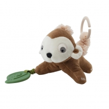 Sebra μαλακό παιχνίδι δραστηριοτήτων Maci - Maci the monkey 300130022