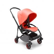 Bugaboo bee⁵ Coral Limited Edition παιδικό καρότσι complete - Complete