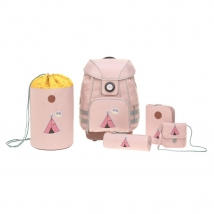 Lassig σχολική τσάντα, σετ 5 τεμ. - 1205001749 Tipi