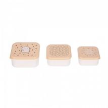 Lassig snackbox set - Little Spookies peach 1310013824