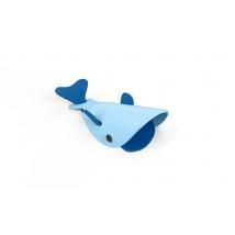 Quut παιχνίδι μπάνιου puzzle ζώα της θάλασσας 3D - Φάλαινες QU171065