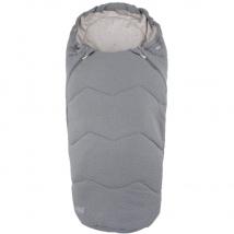 Voksi Breeze Light υπνόσακος καροτσιού - Light Grey /Star