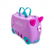 Trunki  παιδική βαλίτσα ταξιδιού - Cassie the cat 0322