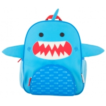 Zoocchini τσάντα πλάτης - Shark