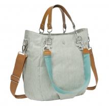 Lassig Mix & Match τσάντα αλλαγής - Light grey