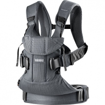 BabyBjörn μάρσιπος One Air 3D Mesh - Anthracite 098013