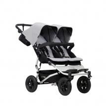 Mountain buggy® Duet παιδικό καρότσι για δύο παιδιά - Silver Duet-v3-6