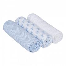 Lassig κουβερτάκι-πανί, πολλών χρήσεων L - Lela light blue