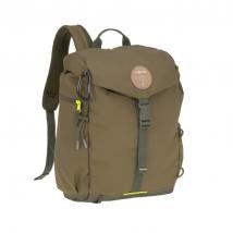 Lassig τσάντα πλάτης Outdoor - Olive 1103026513