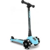 Scoot & Ride Highwaykick 3 LED πατίνι - Blueberry 96356