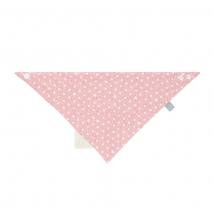 Lassig σαλιάρα με μασητικό - Lela Light Pink