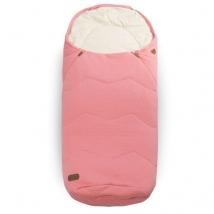 Voksi Breeze Light υπνόσακος καροτσιού - Pink/Sand